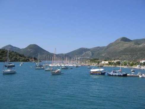 nidri harbour1