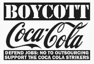 boycottcocacola