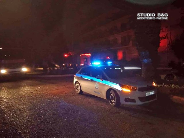 Υπό πλήρη έλεγχο η πυρκαγιά στο ξενοδοχείο στο Πορτοχέλι Αργολίδος